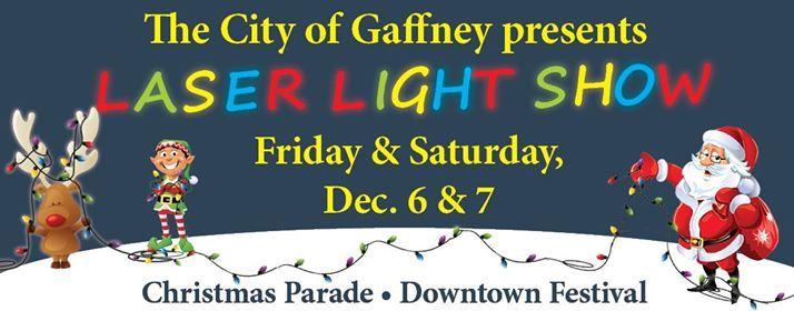 Gaffney Sc Christmas Parade 2021 Christmas Laser Light Show Henry L Jolly Park Gaffney Sc December 6 To December 7 Allevents In