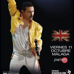Queen Forever Bohemian Rhapsody 2019 - Mlaga