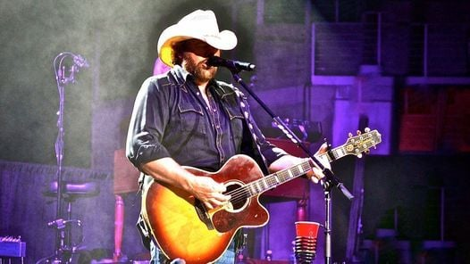 Toby Keith, 2 September   Event in Allentown   AllEvents.in