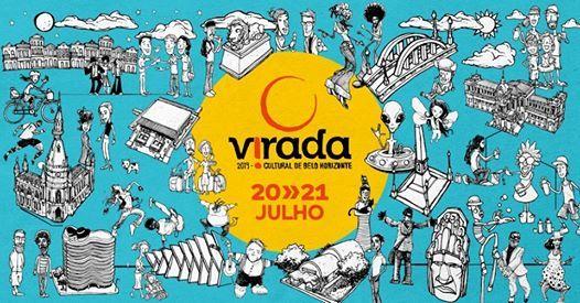 Virada Cultural de BH 2019 - Evento Oficial