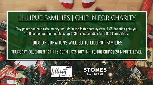 Lilliput Families  Chip in for Charity