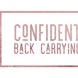 Confident Back Carrying