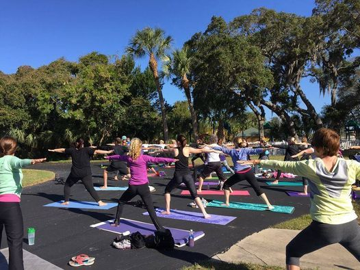 Free Yoga in the Park, 6 March | Event in St. Petersburg | AllEvents.in