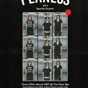 Heavy Pop Peaness  Special Guests - New date Th 25321