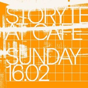 Storytelling at Cafe DS