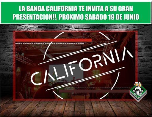 Banda California En Vivo! | Event in Ensenada | AllEvents.in