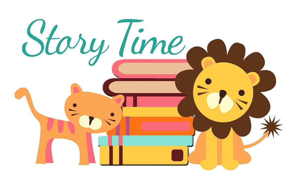 Toddler/Preschool Story Time   Online Event   AllEvents.in