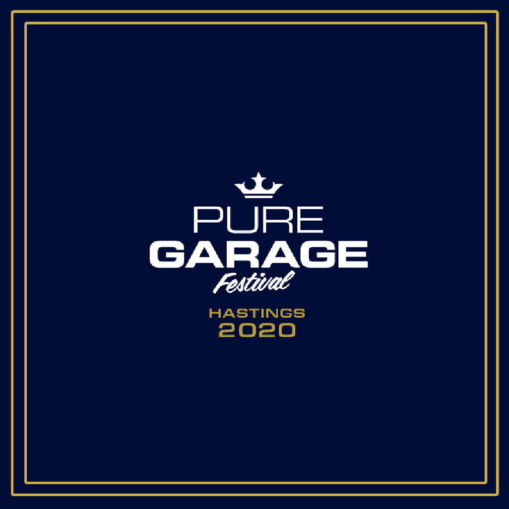 Pure Garage - South Coast UKG Festival, 29 May   Event in Hastings   AllEvents.in
