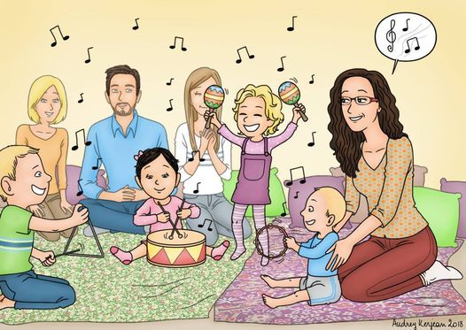 Eveil musical parents-enfants, 22 May | Event in Toulouse | AllEvents.in