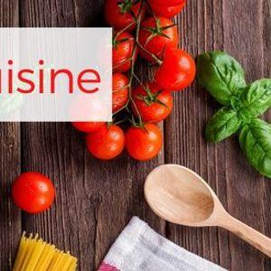Italian Cuisine Demonstration Cooking Class