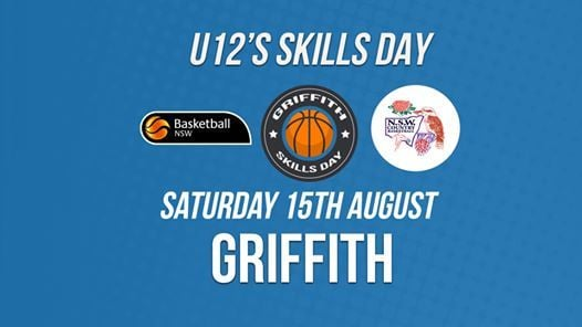 Under 12 Skills Day at Griffith