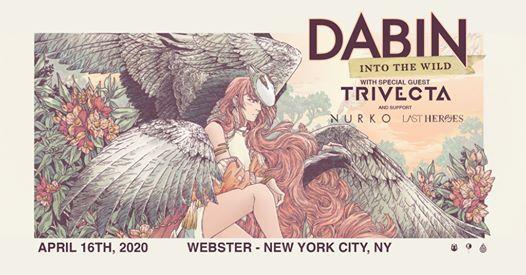 Dabin - Into The Wild Tour - New York