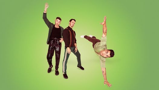 Jonas Brothers: The Remember This Tour, 25 September | Event in Darien Center | AllEvents.in