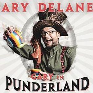 Gary Delaney Gary in Punderland