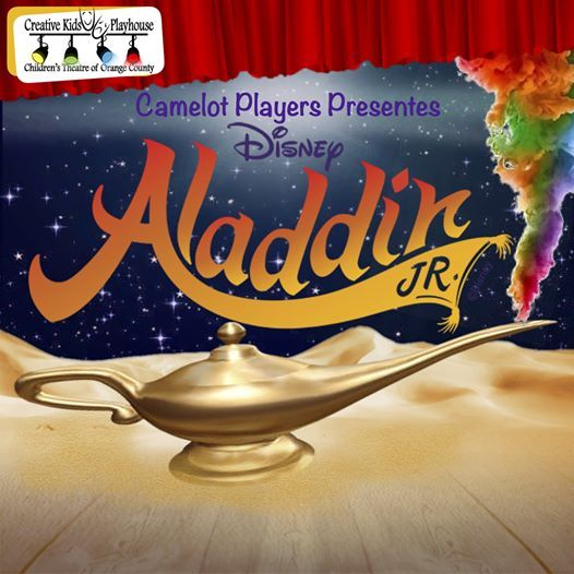 Aladdin Jr. (Red Cast) presented by The Camelot Players