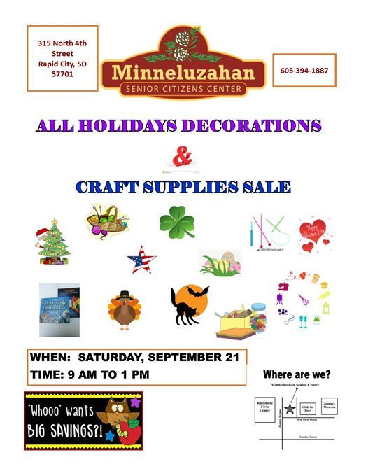 All Holidays Decorations & Craft Supplies Sale