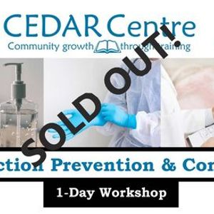 Infection Prevention & Control (1-Day Workshop)