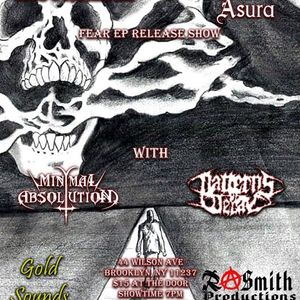 Insurreal & Stars of Asura FEAR EP Release Show at Gold Sounds