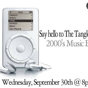2000s Music Bingo  The Tangled Wood  Wed Sept 30th at 8pm