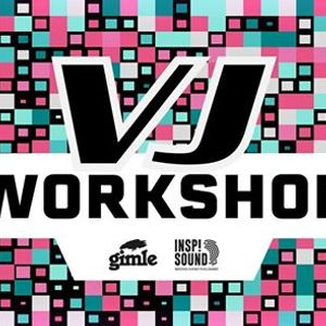 VJ Workshop  Artist talk - Kristoffer Mth