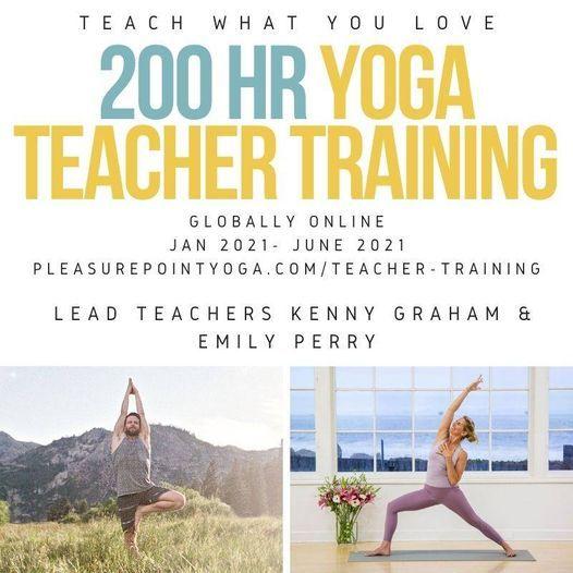Open Enrollment: Elemental 200 Hour Yoga Teacher Training, 30 January   Event in Santa Cruz   AllEvents.in