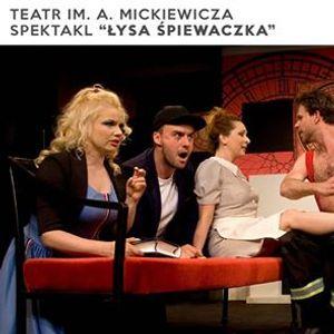 """Spektakl &quotysa piewaczka"""""""