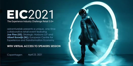 Experience Industry Challenge 2021: Retail 3.0+, 23 April   Event in Herlev   AllEvents.in