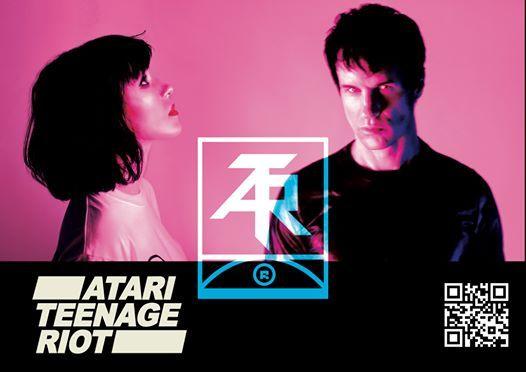 Atari Teenage Riot zagra w Starym Klasztorze