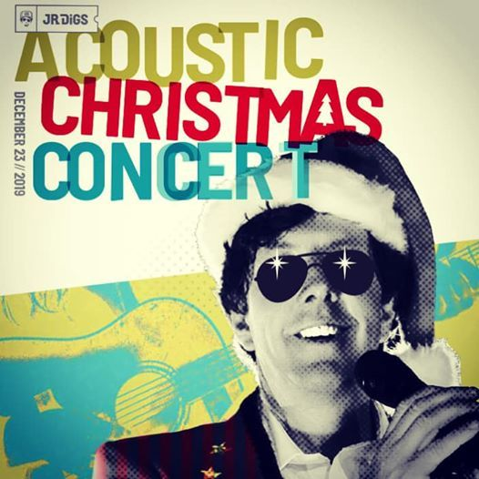 JR Digs Annual Acoustic Christmas Concert