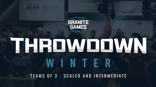 Granite Games 2020.Granite Games Winter Throwdown Boone Nc At Seven Seals