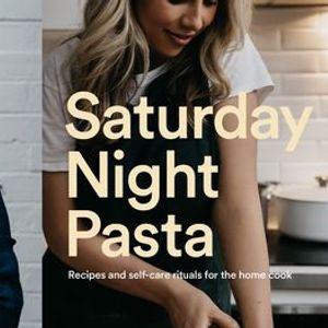 ZOOM - Elizabeth Hewson cooking demonstration and book talk - Saturday Night Pasta