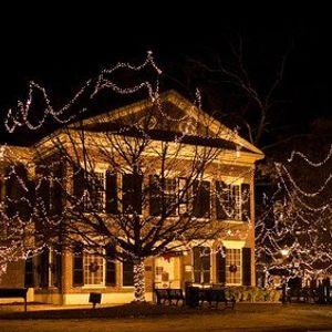 Dahlonega Ga Christmas.Lighting Of The Square And Tree At Dahlonega Georgia Dahlonega