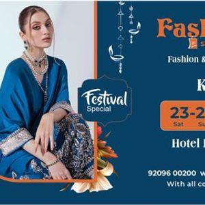 Fashionista Fashion & Lifestyle Exhibition - Kanpur