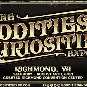 Richmond Oddities & Curiosities Expo 2021