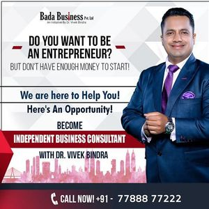 Become Independent Business Consultant