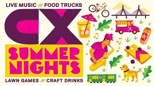 CX Summer Nights feat. Aubrey Haddard OTB  Almost The Cure