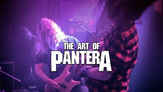 The Art Of Pantera  Cafe Rocks