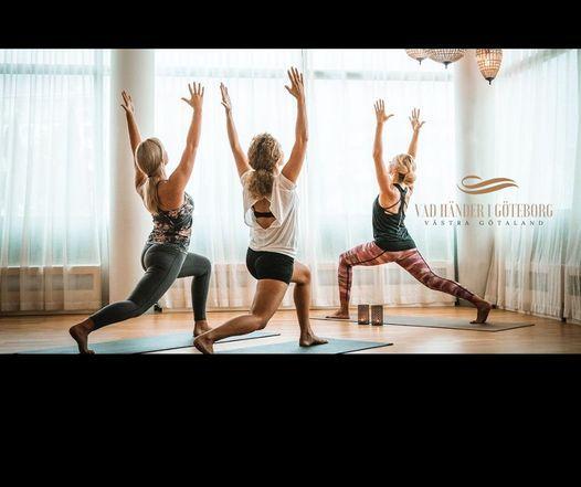 Yoga för nybörjare - Hagabadet Älvstranden, 28 March   Event in Gothenburg   AllEvents.in