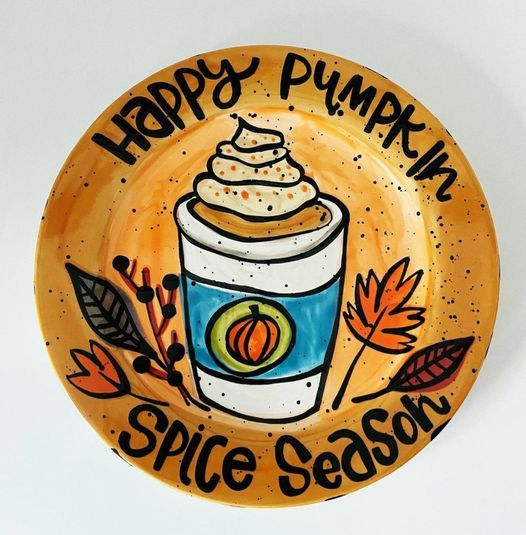 Pumpkin Spice Season Plate, 4 November | Event in Butler | AllEvents.in