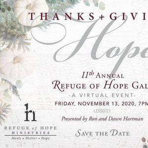 Thanks  Giving  Hope Gala