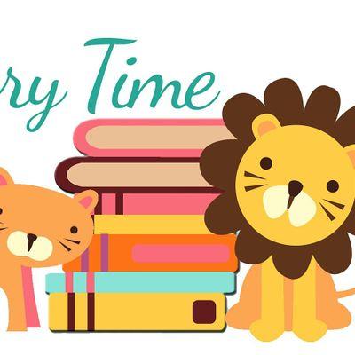 ToddlerPreschool Story Time
