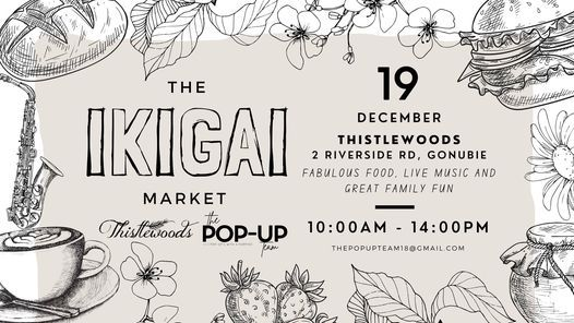 The Ikigai Market, 5 December   Event in East London   AllEvents.in