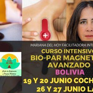 Curso Bio-Par Magntico Avanzado BOLIVIA