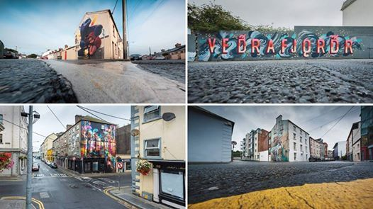 Waterford Walls International Street Art Festival 2019