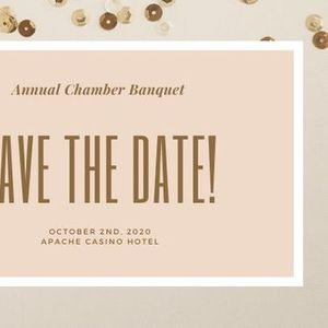 Annual Chamber Banquet 2020