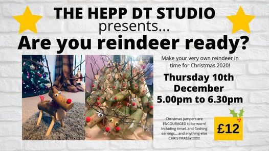 Are you reindeer ready?, 10 December | Event in Sheffield | AllEvents.in