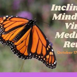Inclining the Mind to Joy Virtual Meditation Retreat  LIVE ONLINE Interactive with Lizabeth Kashinsky