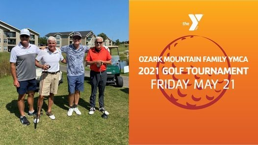 YMCA Golf Tournament, 21 May | Event in Branson | AllEvents.in