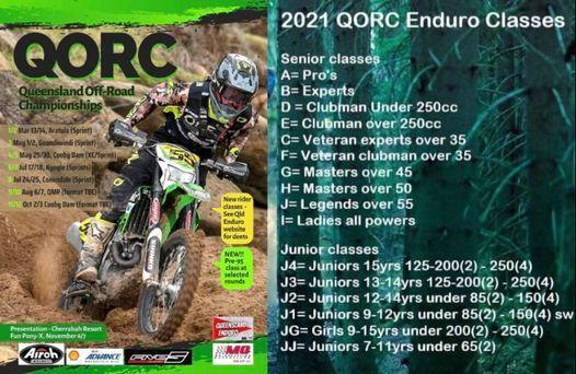 POSTPONED Queensland Off-Road Championship Rnd3, 30 April | Online Event | AllEvents.in