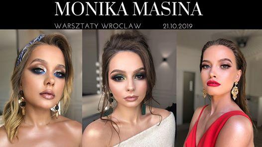 Warsztaty smokey eye z Monika Masina